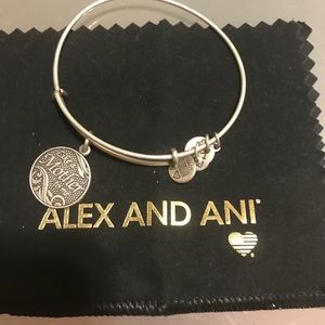 alex& ani bracelet